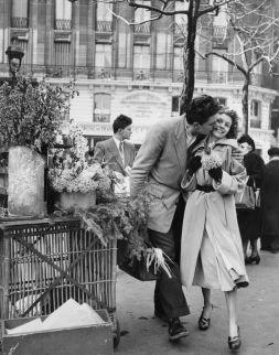 Robert Doisneau: Zakochani w Paryżu, 1950