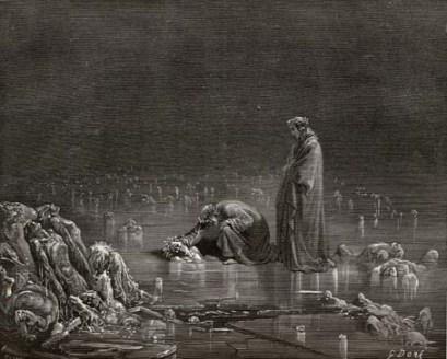Gustaw Doré: Piekło XXXII