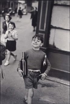 Robert Doisneau: Rue Mouffetard