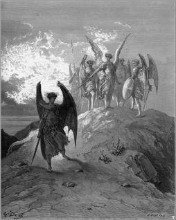 Gustaw Doré: Raj utracony XIX