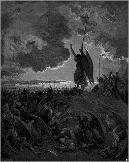 Gustaw Doré: Raj utracony III