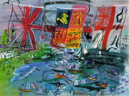 Raoul Dufy: Regaty
