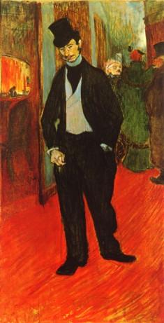 Henri de Toulouse-Lautrec: Doktor Gabriel Tapie