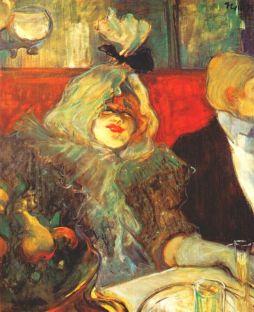 Henri de Toulouse-Lautrec: Chambre separée