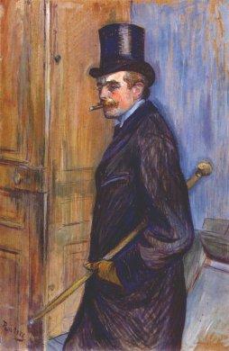 Henri de Toulouse-Lautrec: Pan Louis Pascal