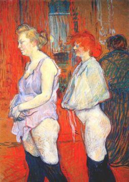 Henri de Toulouse-Lautrec: Badanie lekarskie
