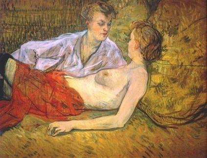 Henri de Toulouse-Lautrec: Przyjaciółki
