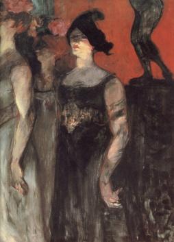 Henri de Toulouse-Lautrec: Messalina