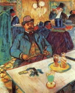 Henri de Toulouse-Lautrec: Monsieur Boileau