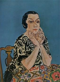 Raoul Dufy: Madame Dufy