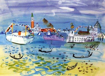 Raoul Dufy: Wenecja