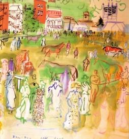 Raoul Dufy: Ascot