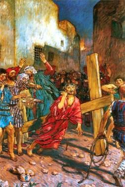 Józef Mehoffer: Droga krzyżowa III