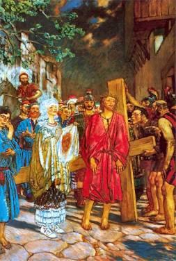 Józef Mehoffer: Droga krzyżowa VI