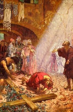 Józef Mehoffer: Droga krzyżowa VII