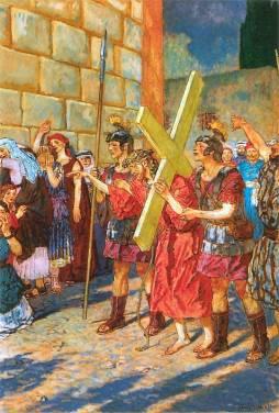 Józef Mehoffer: Droga krzyżowa VIII