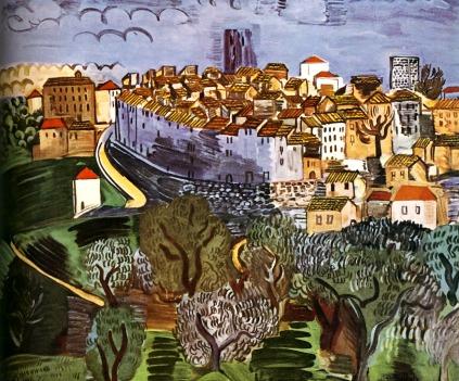 Raoul Dufy: Vence