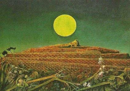 Max Ernst: Miasto