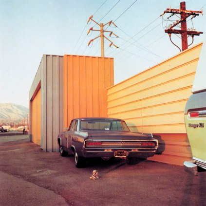 William Eggleston: Cadillac