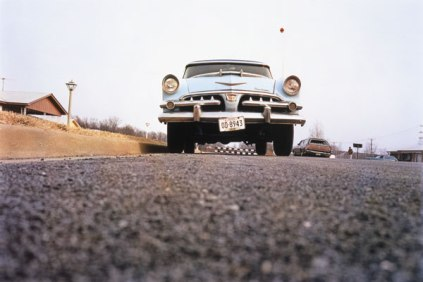 William Eggleston: Dust bells