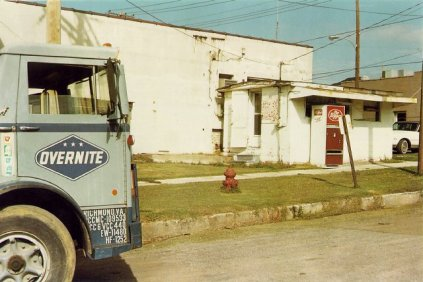 William Eggleston: Overnite