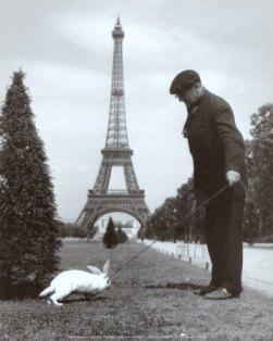 Robert Doisneau: Champ de Mars