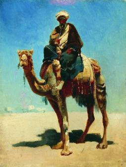 Wasilij Wereszczagin: Arab na wielbłądzie