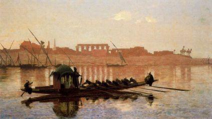 Jean-Léon Gérôme: Promenada