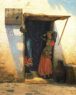Jean-Léon Gérôme: Kobieta z kairu