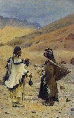 Wasilij Wereszczagin: Mieszkańcy Zachodniego Tybetu