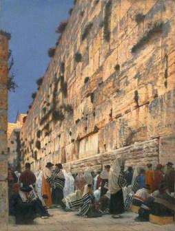 Wasilij Wereszczagin: Ściana Salomona