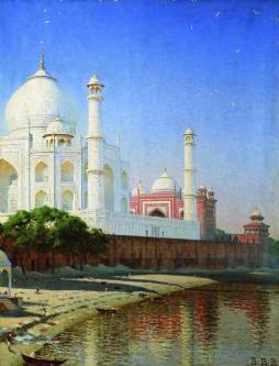 Wasilij Wereszczagin: Mauzoleum Tadż Mahal