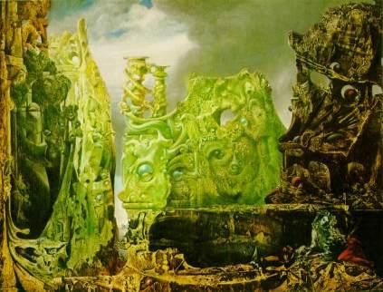Max Ernst: Cisza