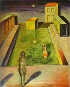Max Ernst: Aquis submersis