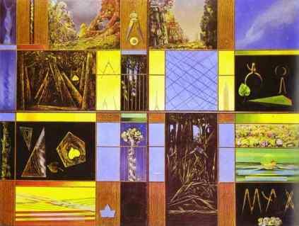 Max Ernst: Vox Angelica
