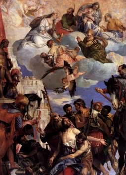 Paolo Veronese: Męczeństwo św. Grzegorza