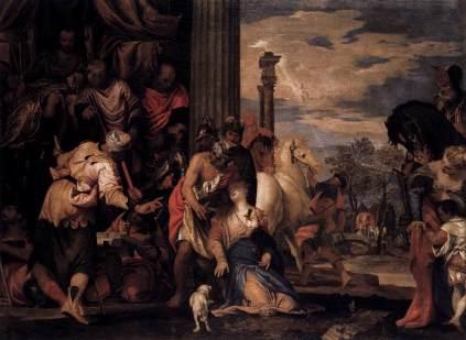 Paolo Veronese: Męczeństwo św. Justyny
