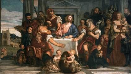 Paolo Veronese: Wieczerza w Emaus