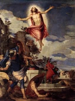 Paolo Veronese: Zmartwychwstanie