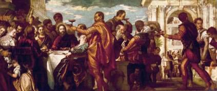 Paolo Veronese: Wesele w Kanie