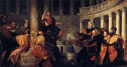 Paolo Veronese: Jezus pośród uczonych