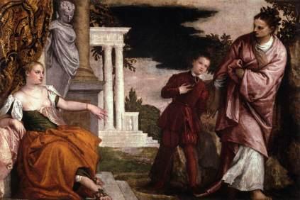 Paolo Veronese: Młodość pomiędzy cnotą a występkiem