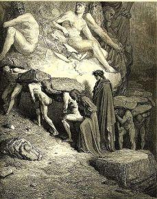 Gustaw Doré: Czyściec (XII)