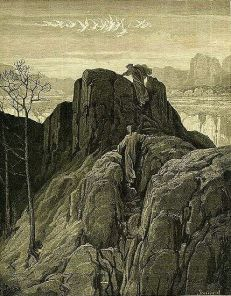 Gustaw Doré: Czyściec (IV)