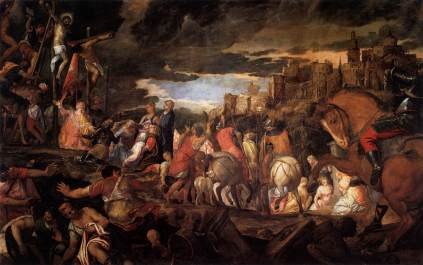 Paolo Veronese: Ukrzyżowanie