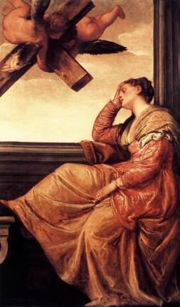 Paolo Veronese: Wizja św. Heleny