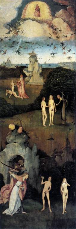 Hieronymus Bosch: Wóz z sianem