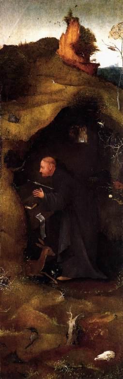 Hieronymus Bosch: Pustelnik