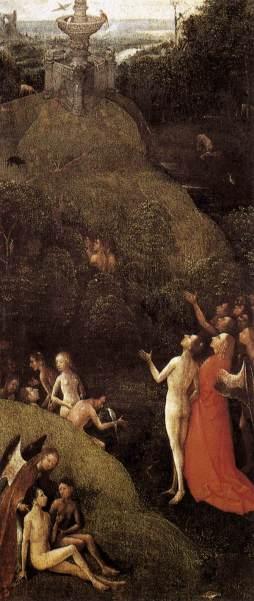 Hieronymus Bosch:  Raj ziemski