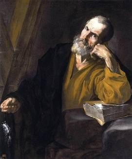 Jusepe de Ribera: Święty Andrzej